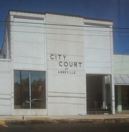 Abbeville City Court Image